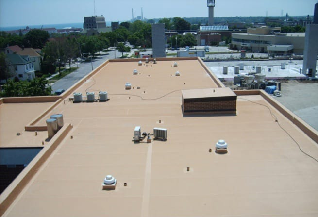 commerical and industrial roofing
